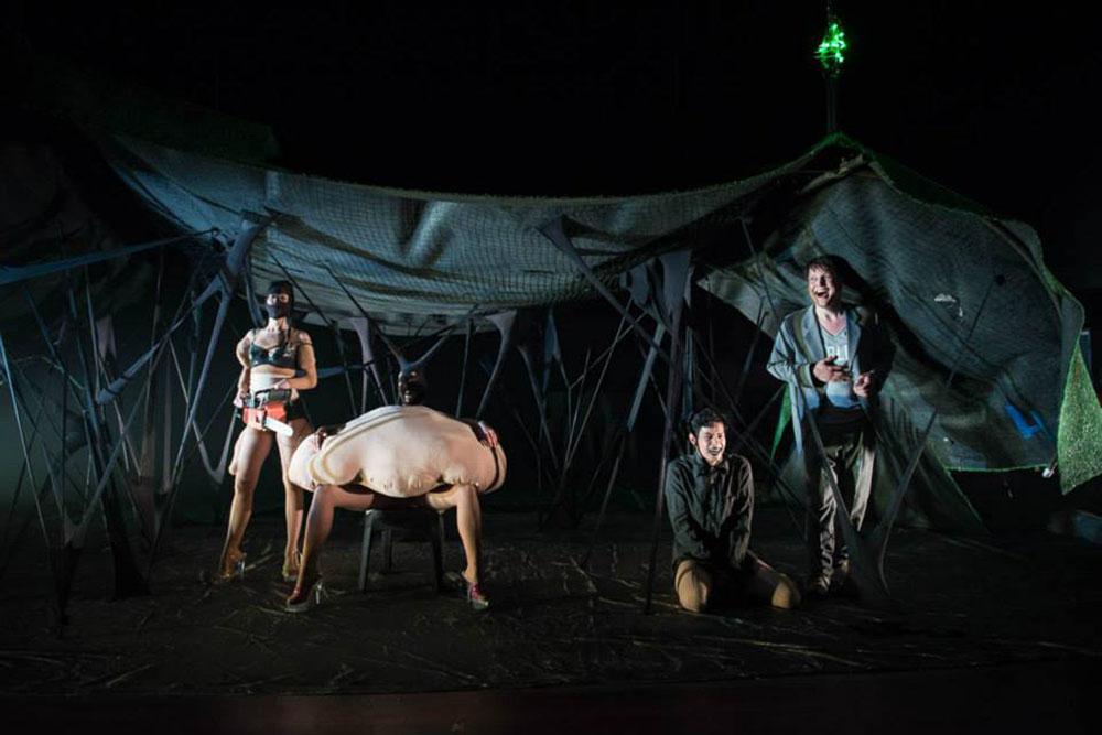Peer Gynt, theatervoorstelling