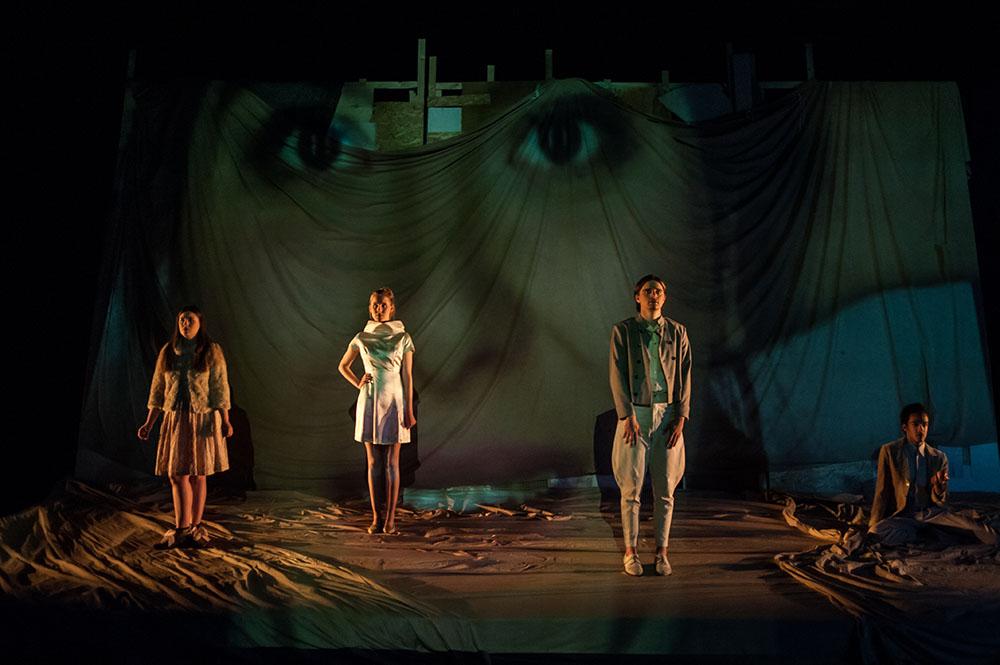 Leonce en Lena Theatervoorstelling