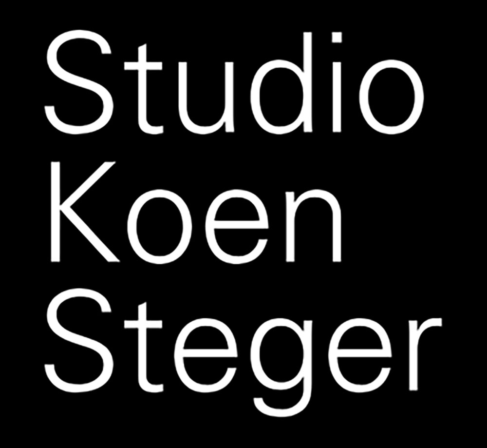 Logo Studio Koen Steger